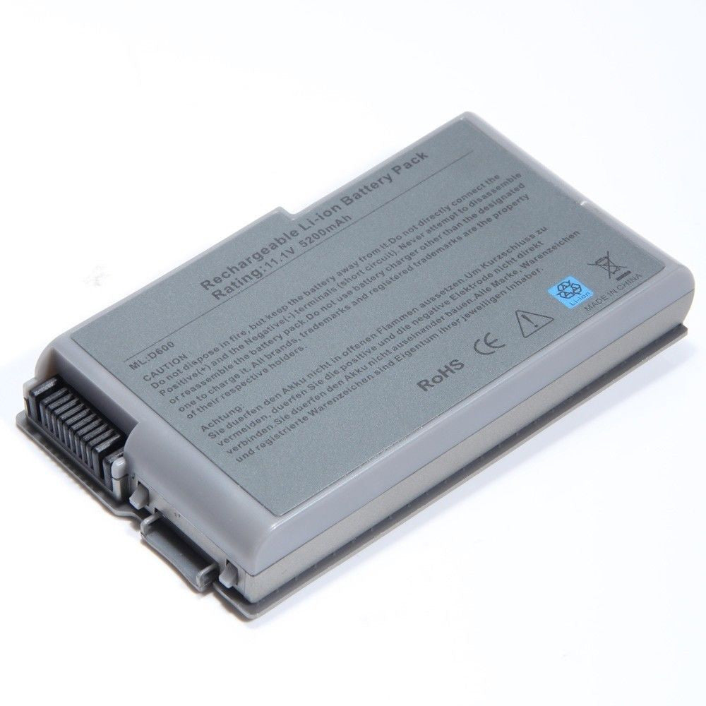 แบตเตอรี่ Battery Dell Latitude D500 Series : ร้าน Battery Depot - 1