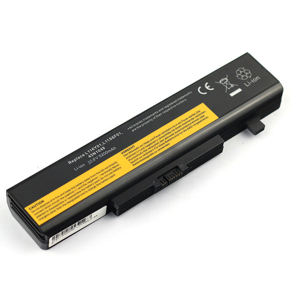 แบตเตอรี่ Battery Lenovo IdeaPad G480 Series : ร้าน Battery Depot - 1