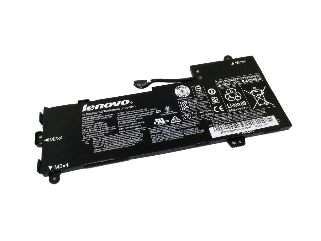 Battery Notebook Lenovo Ideapad 500s-13ISK Series