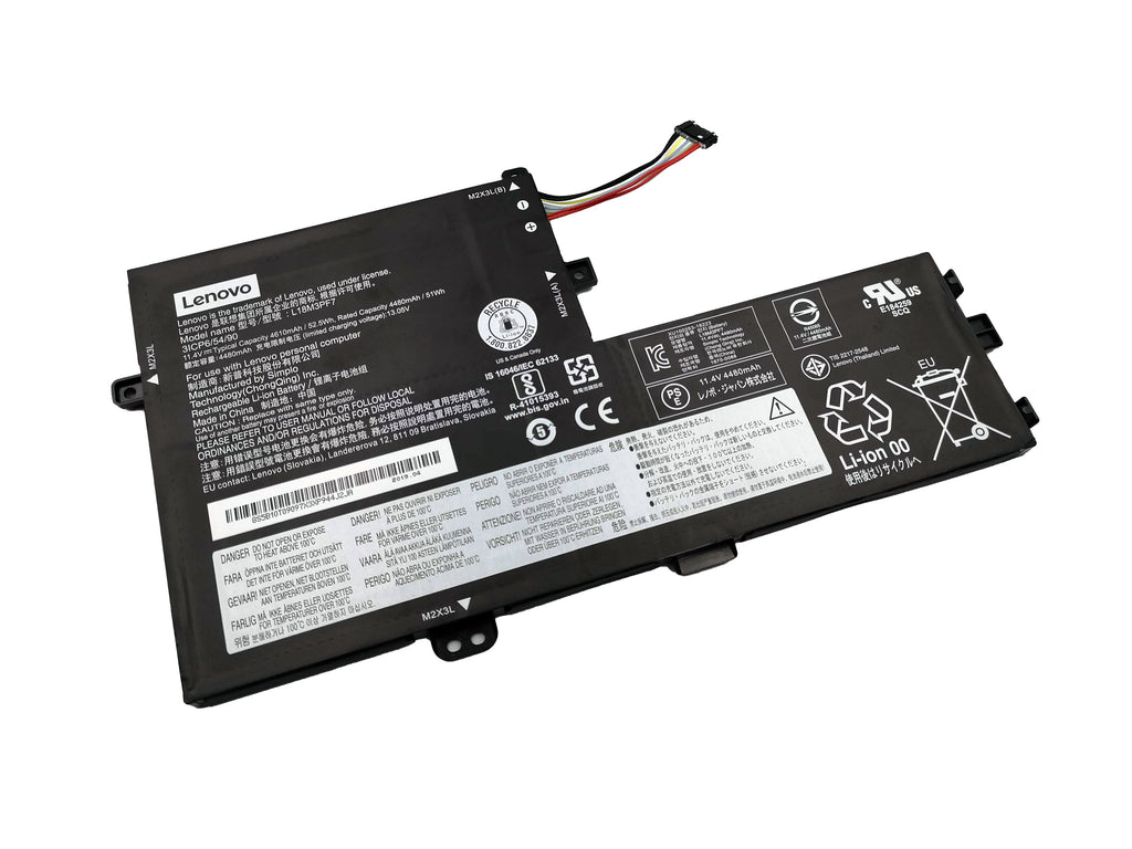 Battery Notebook Lenovo Ideapad S340 Series L18M3PF7
