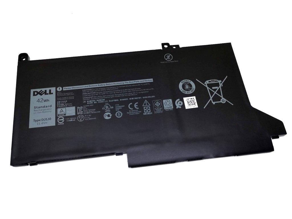 Battery Notebook Dell Latitude 12 7280 14 7480  Series