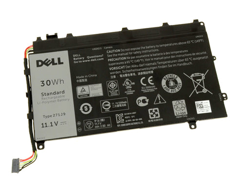 Battery Notebook Dell Latitude 7350 2-in-1 Series
