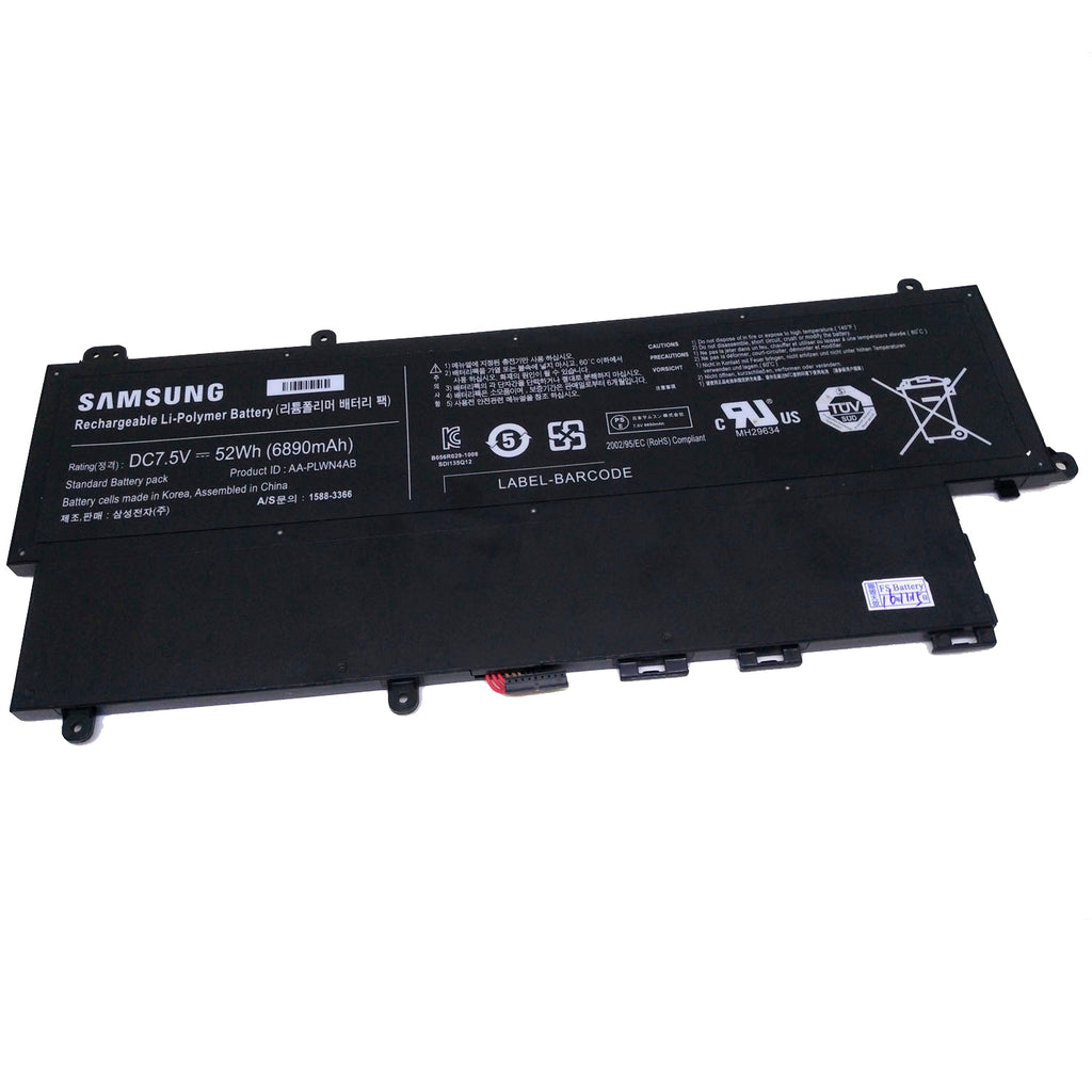 Battery Notebook Samsung NP540U3C Series