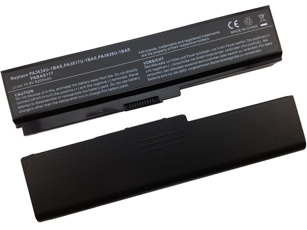 Battery Notebook Toshiba PA3634 Series