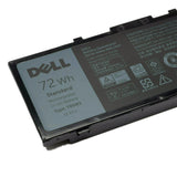 Battery Notebook Dell Precision 7510 7710 Series