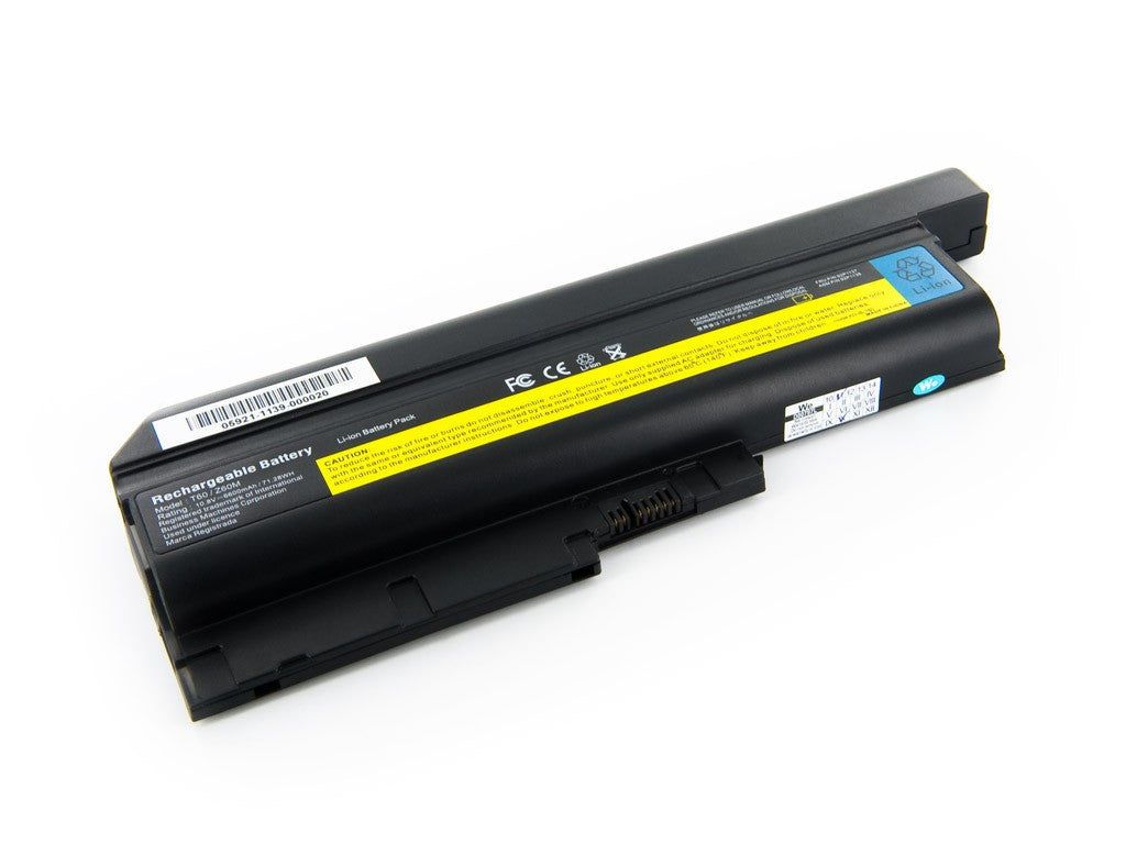 แบตเตอรี่ Battery IBM Thinkpad T60 Series : ร้าน Battery Depot - 1