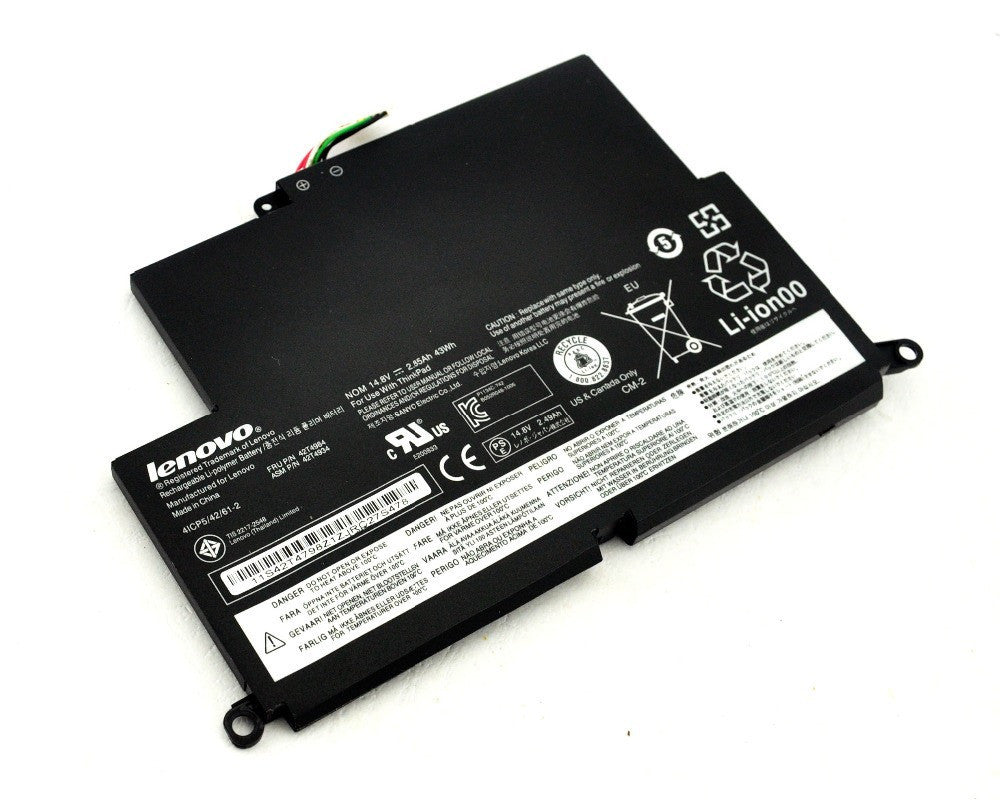 แบตเตอรี่ Battery Lenovo Thinkpad Edge E220s Series : ร้าน Battery Depot