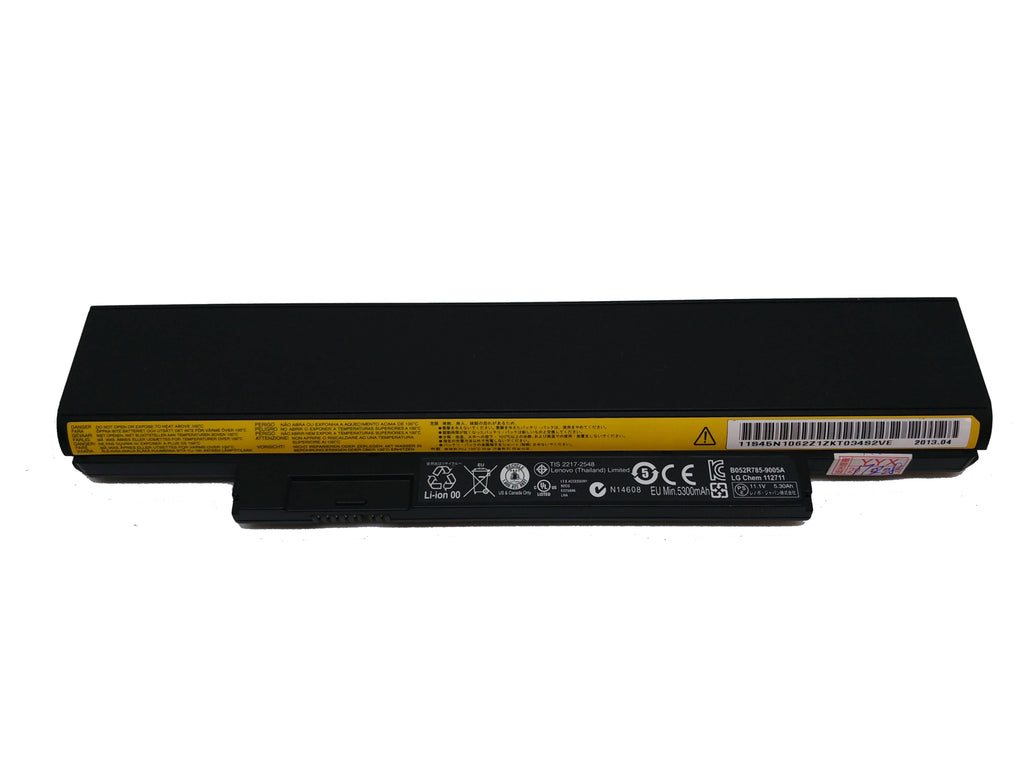 Battery Notebook Lenovo Thinkpad Edge E120 Series