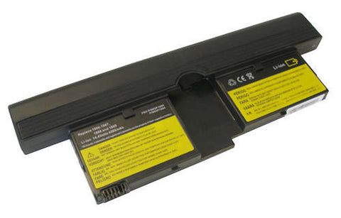 แบตเตอรี่ Battery IBM Thinkpad X40 Series : ร้าน Battery Depot - 1
