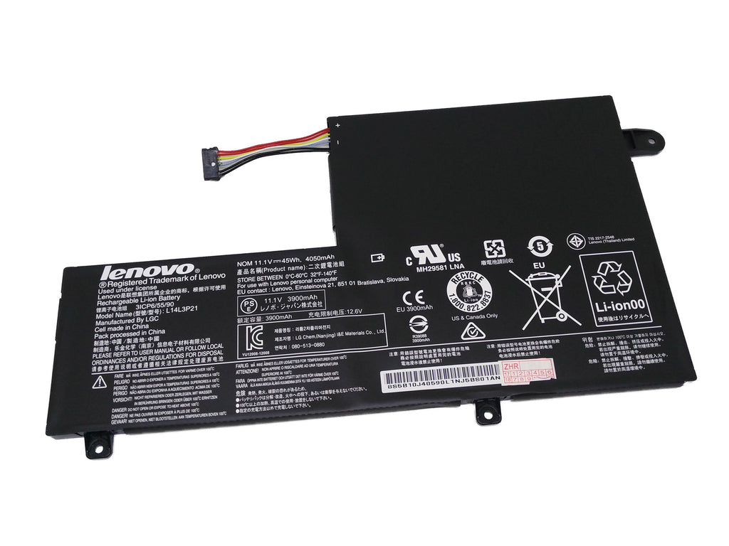 Battery Notebook Lenovo Yoga 500 Series