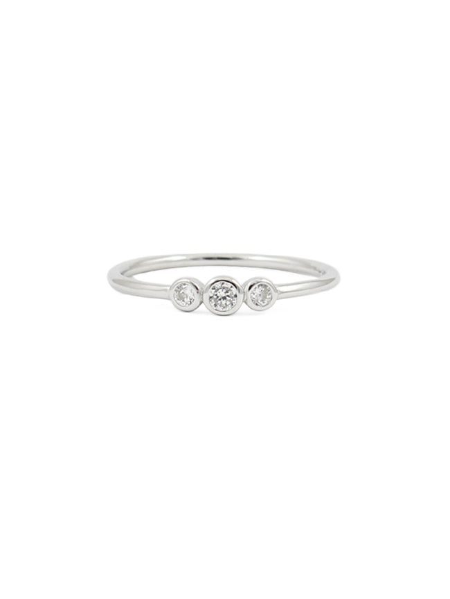 Trixy Trio Ring