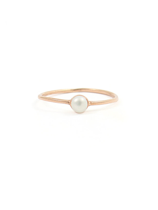 Darling Pearl Ring