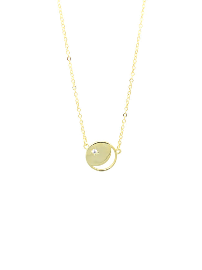 fb5f706077fe Eclipse Pendant Necklace – Seek for Chic