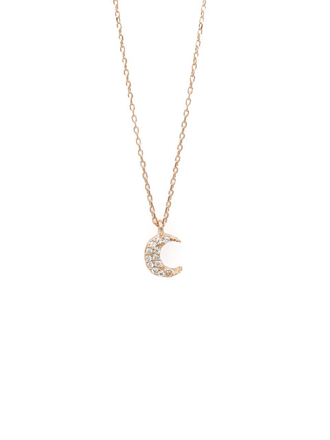 Aylin Moon Necklace