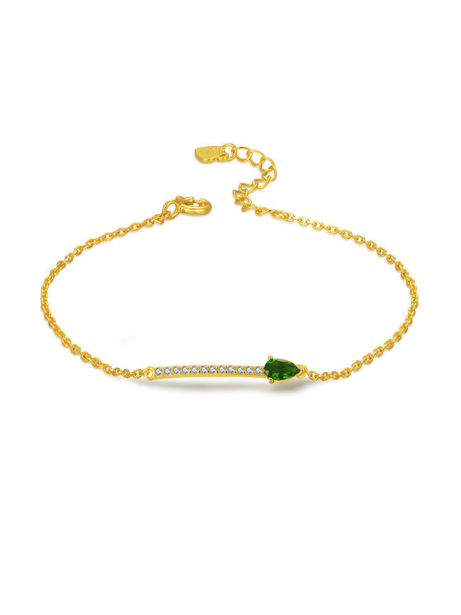 Green Arrow Bracelet