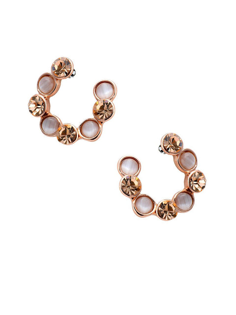 Looper Blush Earrings