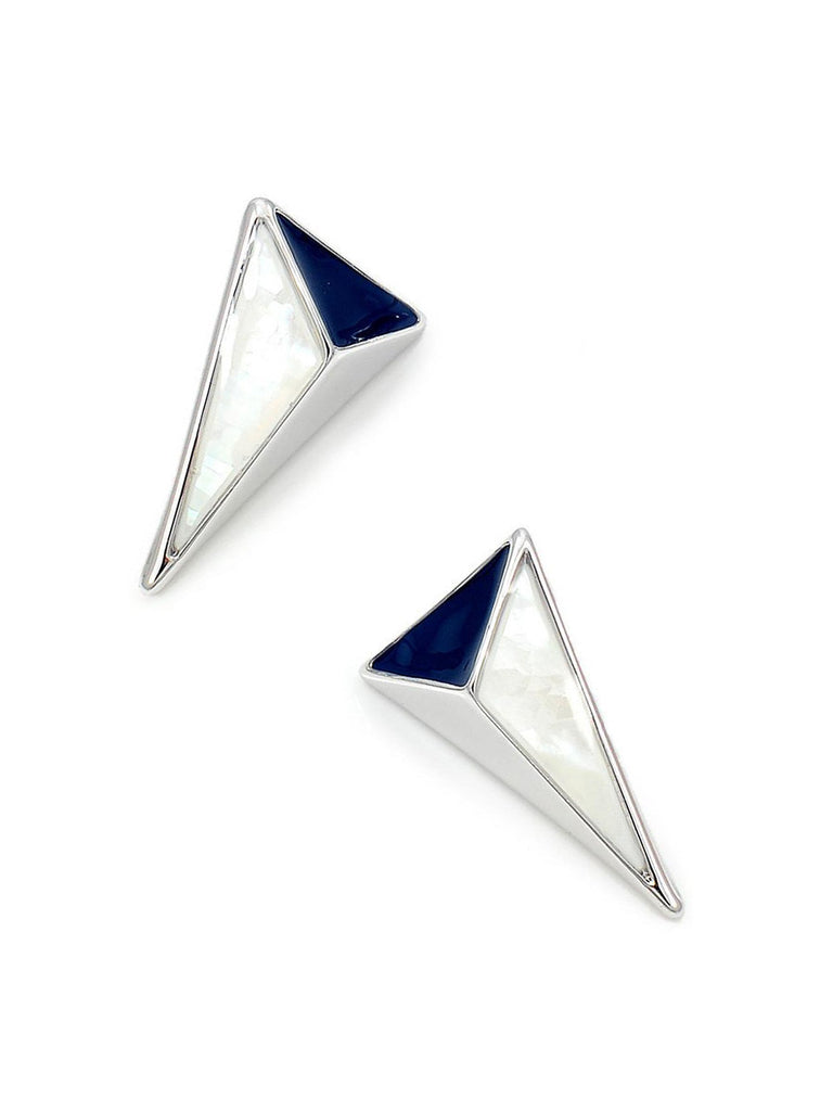Dual Trinity Earrings