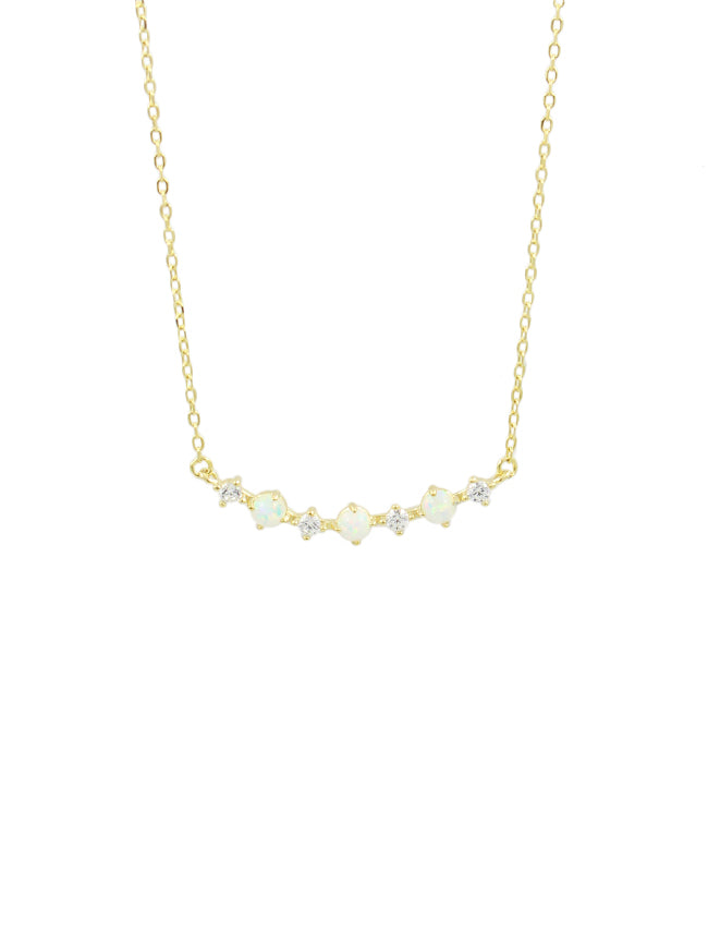 Fay Opal Necklace