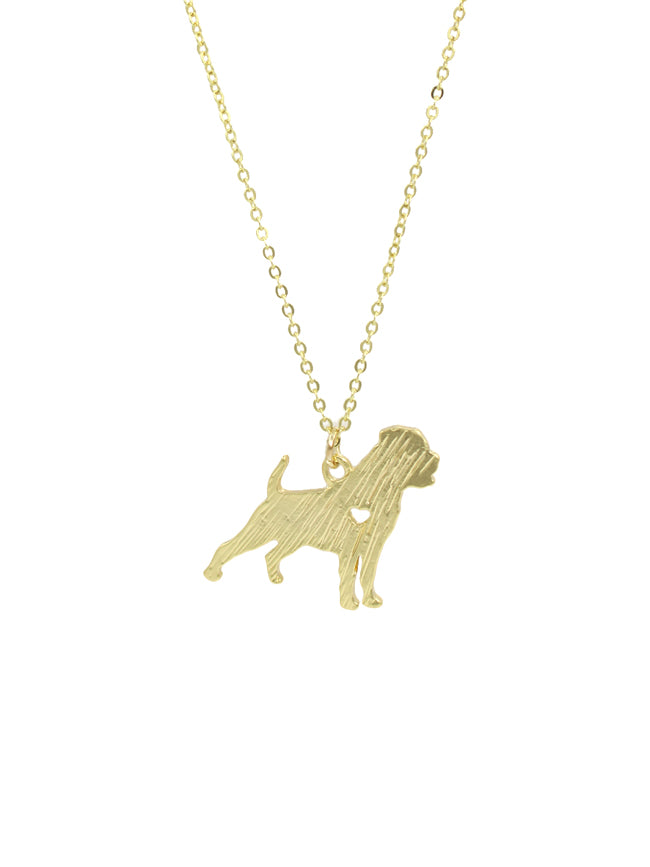 Rottweiler Necklace