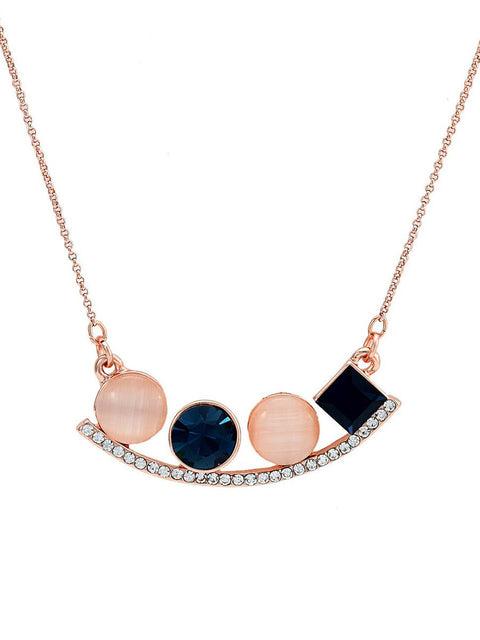Pia Curved Necklace