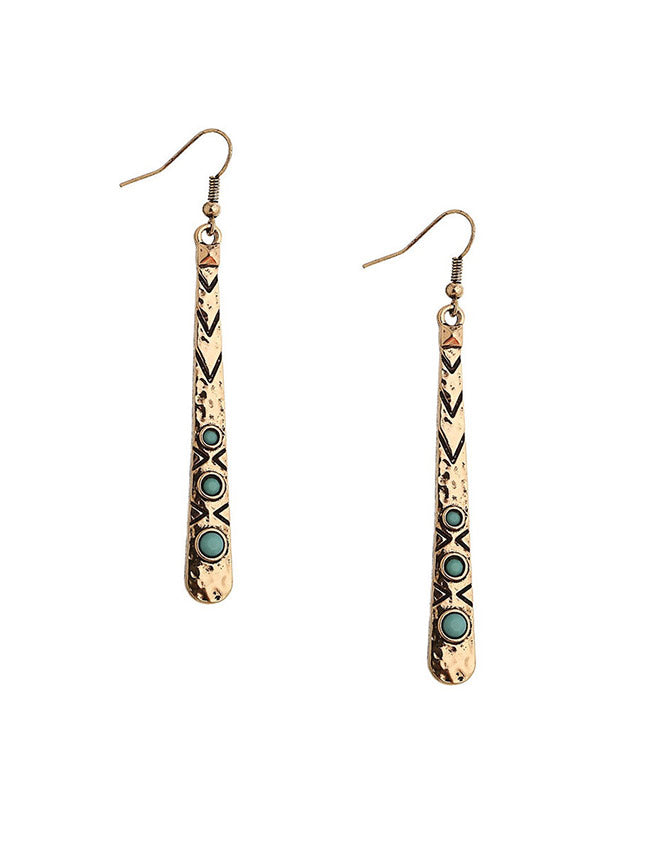 Avery Boho Dangle Earrings