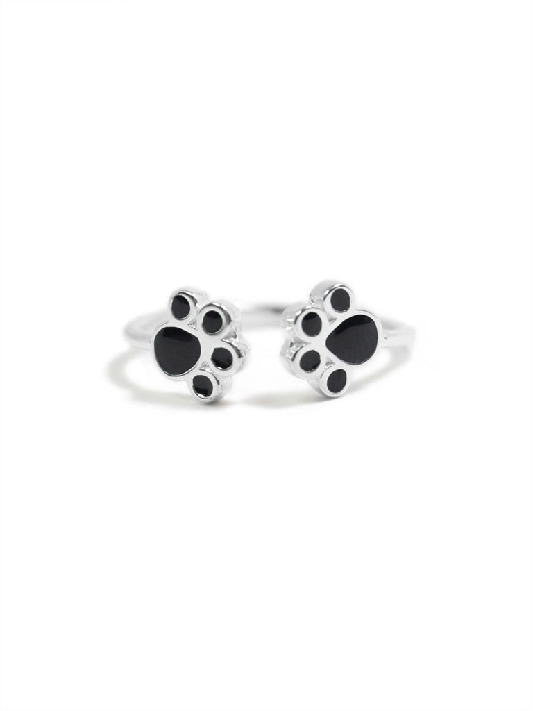Puppy's Paw Ring