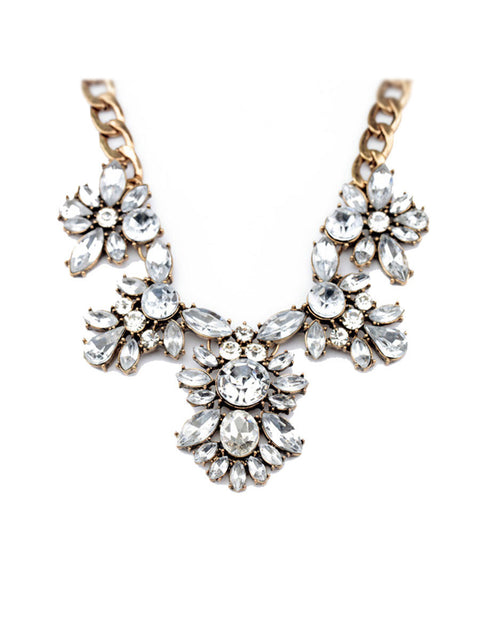 Allure Statement Necklace