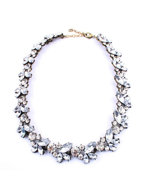 Audrey Statement Necklace
