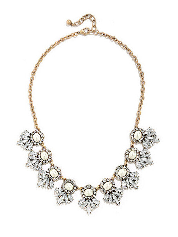 Divina Statement Necklace