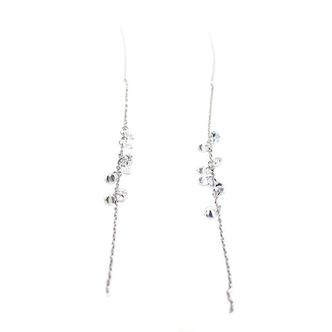Earrings - Raindrop Crystal Earrings