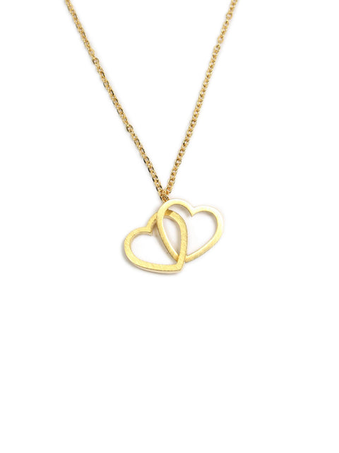 Entwined Love Necklace