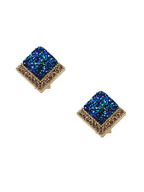 Blue Jemma Earrings