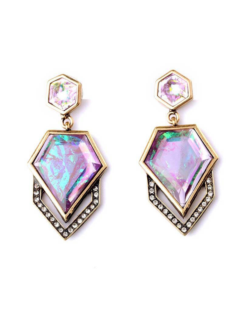Majestic Beauty Earrings