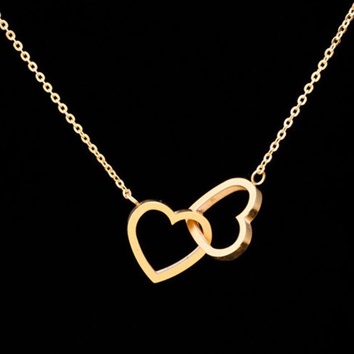 Necklace - Entwined Love Necklace