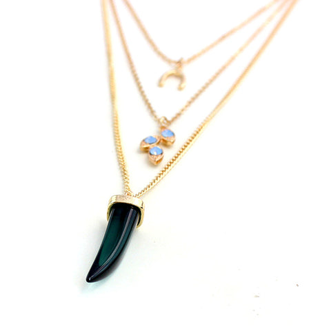 Necklace - Lucid Pendant Necklace