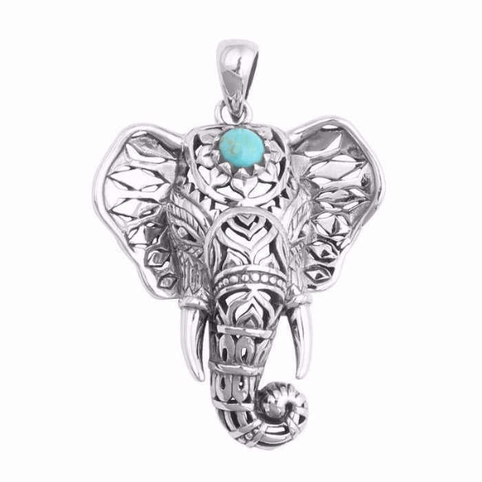 Necklace - Native Elephant Necklace