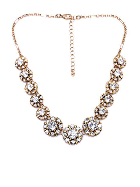 Eliza Statement Necklace