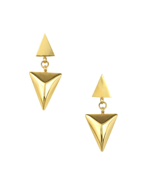 Sylvia Drop Earrings