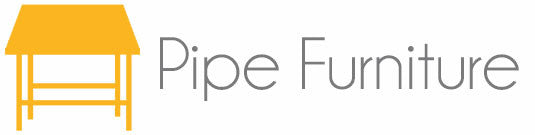 Pipe furniture banner