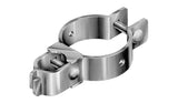 TC DF TH - Two-Part Hinge TubeClamp Fitting by Solid Dynamics Australia