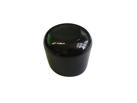 TC 133 - End Ferrule Round Plastic TubeClamp Fitting by Solid Dynamics Australia