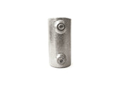 TC Aluminium 149 - External Tube Joiner (Straight Coupling) Pipe Fitting TubeClamp Fitting by Solid Dynamics Australia