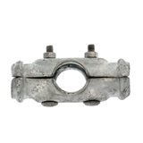 DF X - Fence Fitting Clamp On Fixed Reduction Cross