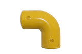 TC FRP 125 - Composite (90degree) Elbow Pipe Fitting TubeClamp Fitting by Solid Dynamics Australia