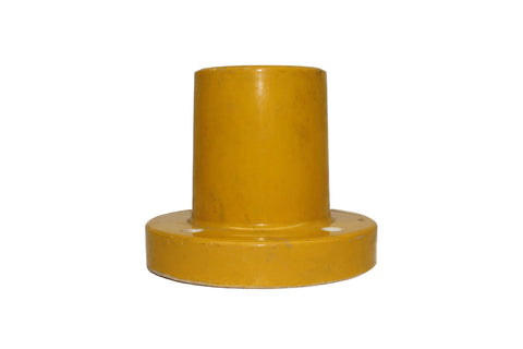 TC FRP 131 - Composite Wall Flange Pipe Fitting Tubeclamp Maleable Cast