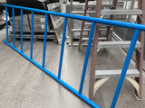 TC Parkour 32NB (42mm OD) Welded Ladder Section 2.8m long - Painted TubeClamp Fitting by Solid Dynamics Australia