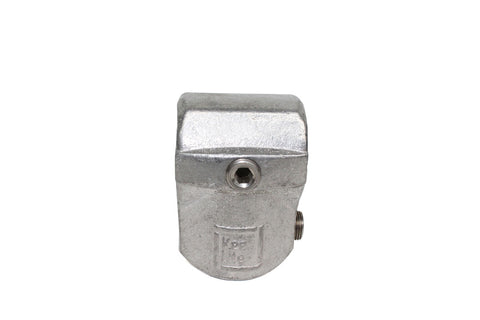 TC LC101 - Lite Short Tee TubeClamp Fitting by Solid Dynamics Australia