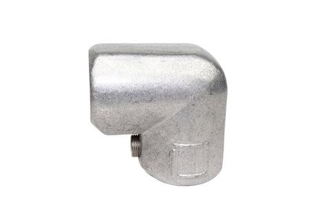 TC LC125 - Lite Standard Elbow TubeClamp Fitting by Solid Dynamics Australia