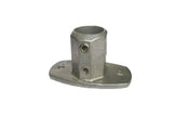 TC LC132 - Lite Base Flange Tubeclamp Maleable Cast