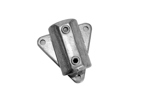TC LC146 - Lite Wall Flange TubeClamp Fitting by Solid Dynamics Australia